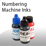 Numbering Machine Ink