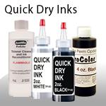 Quick Dry Ink