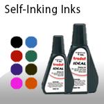 Self Inking Inks