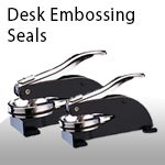 Desk Embossing Seals