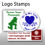 Logo Stamps