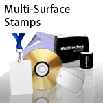 Multi-Surface Stamps