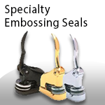 Specialty Embossing Seals