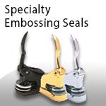 Specialty Embossing Seals