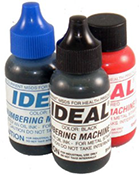 1oz. Automatic Numbering Machine Ink Bottle