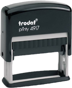 4917 Trodat Self-Inking Stamp