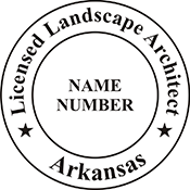 Landscape Architect - Arkansas<br>LSARCH-AR