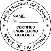 Engineering Geologist - California<br>ENGGEO-CA