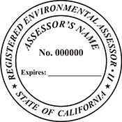 Enviornmental Assessor - California<br>ENVASSE-CA
