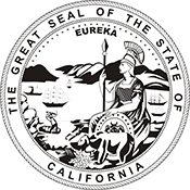 State Seal - California<br>SS-CA