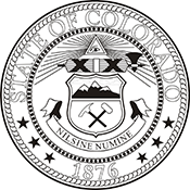 State Seal - Colorado<br>SS-CO