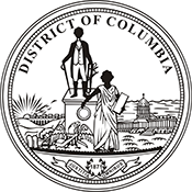 State Seal - District of Columbia<br>SS-DC