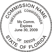 Timeshare Commissioner - Florida<br>TIMECOMM-FL