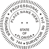 Engineer Surveyor - Florida<br>ENGSURV-FL