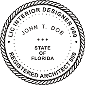 Interior Designer & Registered Architect - Florida<br>INTDESGNARCH-FL