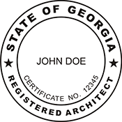 Architect - Georgia<br>ARCH-GA