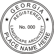 Landscape Architect - Georgia<br>LSARCH-GA