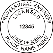 Engineer - Idaho<br>ENG-ID
