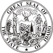 State Seal - Idaho<br>SS-ID