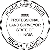 Land Surveyor - Illinois<br>LANDSURV-IL