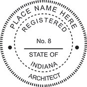 Architect - Indiana<br>ARCH-IN