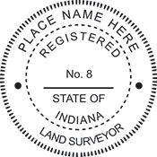 Land Surveyor - Indiana<br>LANDSURV-IN