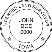 Land Surveyor - Iowa<br>LANDSURV1-IA