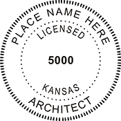 Architect - Kansas<br>ARCH-KS
