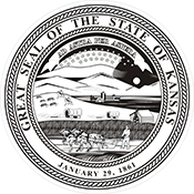 State Seal - Kansas<br>SS-KS