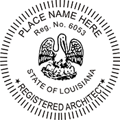 Architect - Louisiana<br>ARCH-LA