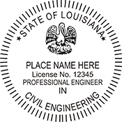 Civil Engineer - Louisiana<br>CIVIL-LA