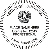 Land Surveyor - Louisiana<br>LANDSURV-LA
