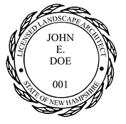 Landscape Architect - New Hampshire<br>LSARCH-NH