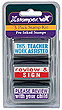 35206 - Xstamper Teacher Stamps - Kit 2 - 35206