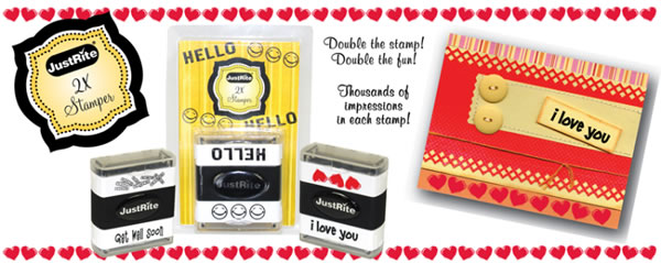 2x Stampers product here at Ideal Stamp Shop. Find the largest selection of Stamps product at Ideal Stamp Shop.