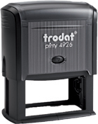 4926 Trodat Self-Inking Stamp